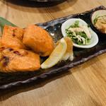 土鍋ごはん 米三 - 焼きハラス定食