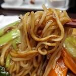 梅蘭 - 麺リフト
