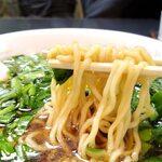 中華料理 多来福 - ツルツル麺
