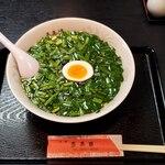 中華料理 多来福 - ニラそば全景
