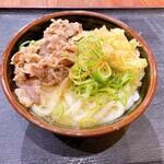 讃岐うどん大使 東京麺通団 - 美味しーい肉うどん