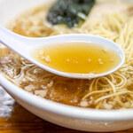 一条流がんこ十一代目 - スープ
