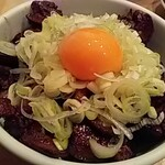 Shinkawataishoukenhanten - 純レバー丼