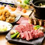 厳選飛騨牛肉料理×個室 居酒屋 箱屋  -
