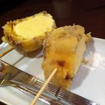 串一 - アイスクリームの串カツ、デザートにぜひ