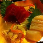 旬菜松はし  - 刺身