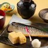 和食処 梅林 - 料理写真:昼メニュー【魚定食】
