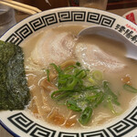 久留米ラーメン 清陽軒 - 料理写真: