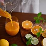udo - 旬の果実のジュース