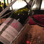 WINE BAR Le collier d'or -