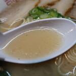 一休軒 - スープ