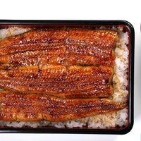 うなぎ本丸 - 上うな重(肝吸い・上新香付・サラダ付)2200円