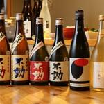 大衆酒場 中村商店 - おすすめの日本酒