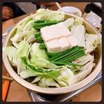 もつ鍋 博多屋 - 料理写真: