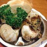 洋食のみかさ - エスカルゴ ブルゴーニュ風