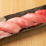 大起水産 回転寿司 - 料理写真:本まぐろ 寿司イメージ