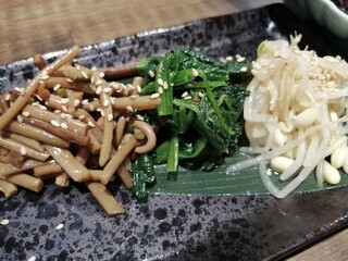 大阪焼肉HANABI -