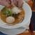 青波 - 料理写真:無情(醤油)+煮卵