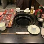 四川伝統火鍋 蜀漢 - 内観写真: