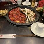 四川伝統火鍋 蜀漢 - 料理写真:
