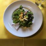 ダルセーニョ - ランチ サラダ