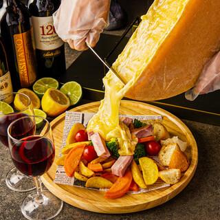 【花畑牧場直送♪チーズフェア】10種以上のチーズメニュー登場