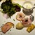 タケル クインディチ - ランチの前菜盛り合わせ