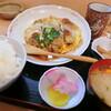 清元 - 料理写真:かつ煮定食
