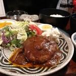 武馬 - ごぼうサラダ付き