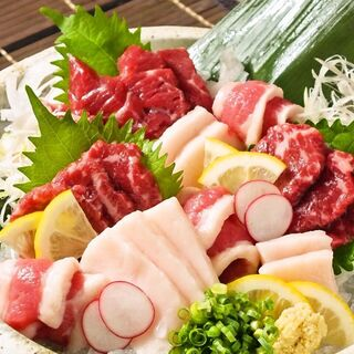 熊本郷土料理が充実!辛子蓮根・馬刺し・大阿蘇地鶏など