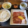 焼肉 笑山門 - 料理写真:和牛ランチ1,280円(税別)