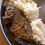インディアン・レストラン ロタ - 魚カレー