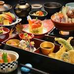 萩姫の湯栄楽館 - 【ミニ会席膳】※前日迄に要予約