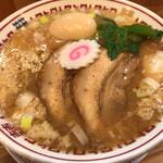 128501377 - 味噌中華そばムタヒロ(特製味噌中華そば)