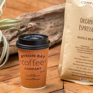 世界で注目を集める「バイロンベイコーヒー」が楽しめます