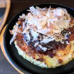 お好み焼き モロジュク - 料理写真: