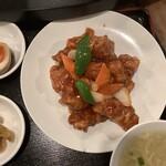 shanhaishukaijinhanten - 酢豚 拡大