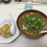Misutaramen - チャーハンセット(味噌)