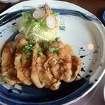 こだま神川カントリークラブ - 上州麦豚生姜焼き
