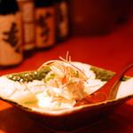 ずず - お出汁豆腐 350円