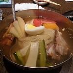 錦城苑 - 冷麺