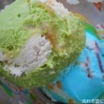 サーティワンアイスクリーム - クイーン オブ ナッツ ピスタチオ&ドラえもん どこでもソーダ