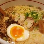 満風麺 - 料理写真:とんこつ こくまろ ラーメン