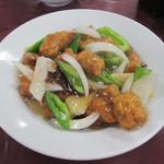中華園 - 酢排骨(スーパイコ)