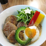 CAFE'清。 - 料理写真:sayaのハンバーグ丼