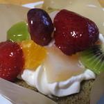 菓子工房みずほ - 抹茶ロール