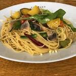 ゼンゼロ - 春野菜のペペロンチーノ