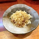 串かつ ひょうたん - じゃこおろし(350円)