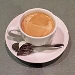 ムッシュふらいぱん - ホットコーヒー