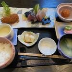 ゆき源 - 1620円のランチ
